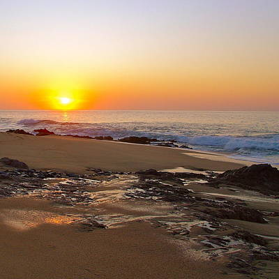 Photograph - Salida Del Sol Sunrise by Karon Melillo DeVega