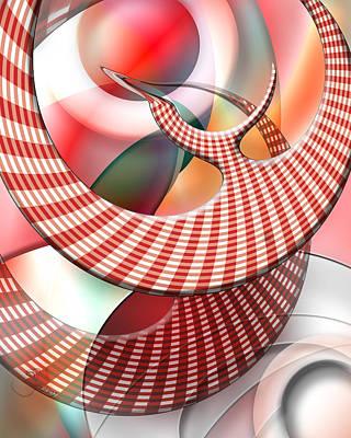 Digital Art - Sal's Place by Steve Sperry