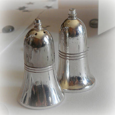 Photograph - Salt And Pepper by Roberto Alamino