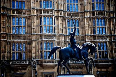 Photograph - Salute To England by Eric Tressler