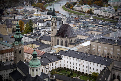Photograph - Salzburg  by Anthony Citro