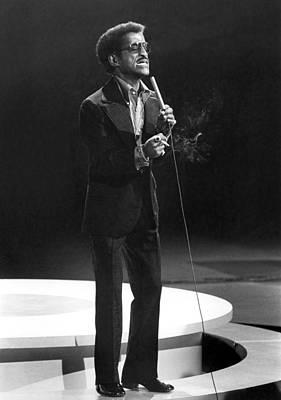 Cufflinks Photograph - Sammy Davis, Jr., Late 60s by Everett