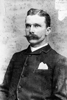 Photograph - Samuel Bass (1851-1878) by Granger