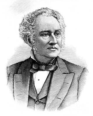 Samuel David Gross, American Surgeon Art Print by Science Source