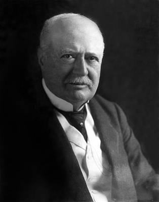 Samuel P. Colt, Chairman Of The Board Art Print by Everett