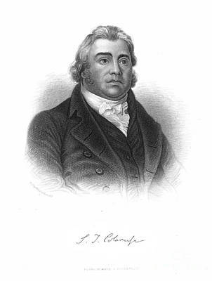 Samuel Taylor Coleridge Art Print by Granger