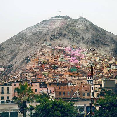 San Cristóbal Hill Art Print by Istvan Kadar Photography
