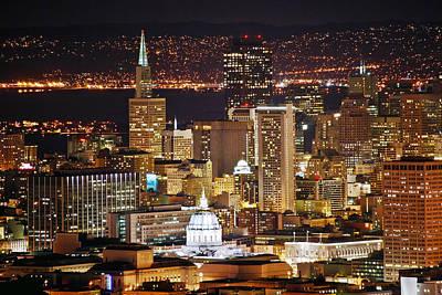 San Francisco At Night Original