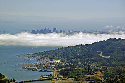 Photograph - San Francisco Bay by Rod Jones
