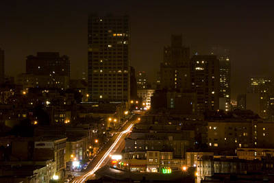 Photograph - San Francisco Cityscape by Anthony Citro