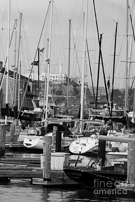 Photograph - San Francisco Dock by Jim And Emily Bush