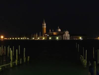 Photograph - San Giorgio Maggiore by Keith Stokes