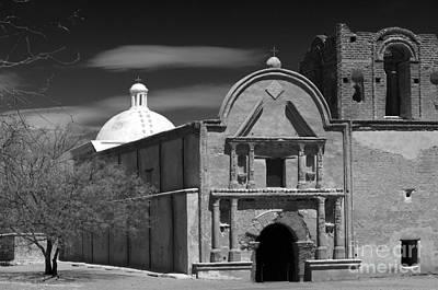 Photograph - San Jose De Tumacacori by Sandra Bronstein
