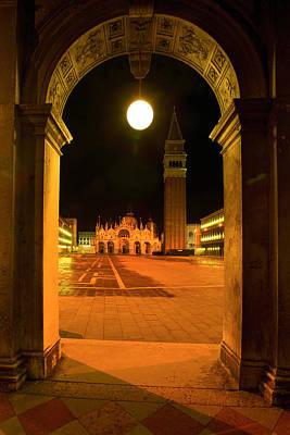 Photograph - San Marco by John Galbo