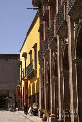 Photograph - San Miguel Arches San Miguel De Allende Mexico by John  Mitchell