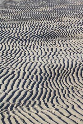 Sand Art Work Art Print