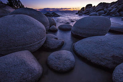 Sand Harbor Photograph - Sand Harbor by Rick Berk