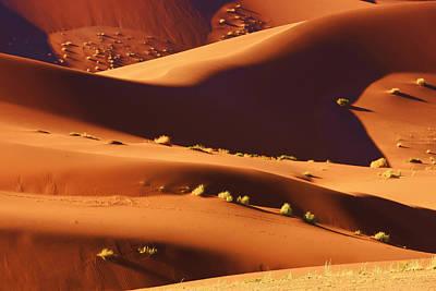 Sand Mountains Art Print