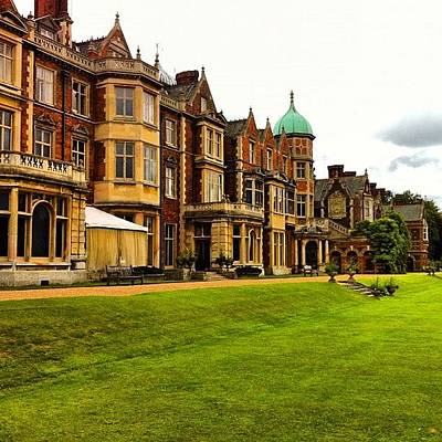 Norfolk Photograph - Sandringham #norfolk #royal by Jo Shaw