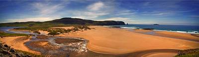 Photograph - Sandwood Bay by Joe Macrae