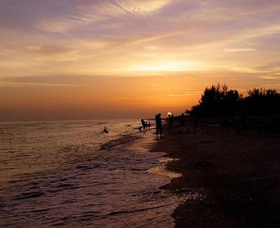 - Sanibel Sunset 5 by Judy Wanamaker