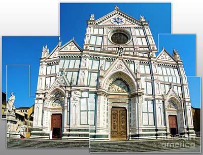 Painting - Santa Croce by Gregory Dyer