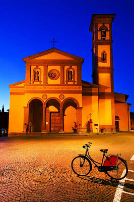 Photograph - Santa Croce by John Galbo