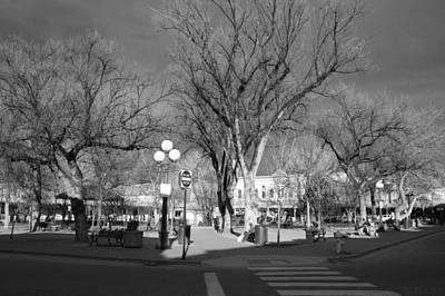 Photograph - Santa Fe New Mexico by Rob Hans