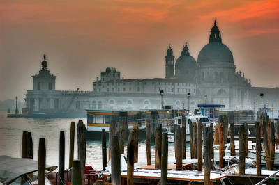 Photograph - Santa Maria Della Salute. Venezia by Juan Carlos Ferro Duque
