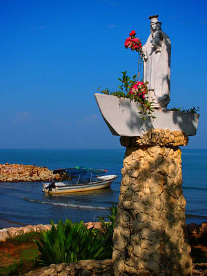 Skiphunt Photograph - Santa Maria by Skip Hunt