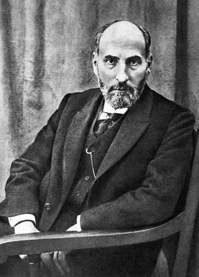 Ramon Y Cajal Photograph - Santiago Ramon Y Cajal, Histologist by
