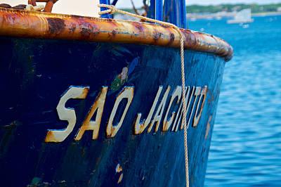 Sao Jacinto Art Print