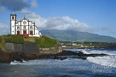 Azoren Photograph - Sao Roque Church by Gaspar Avila