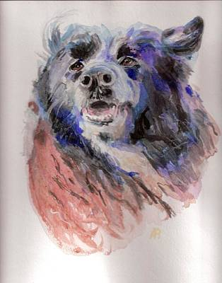 Painting - Sara by Arthur Rice
