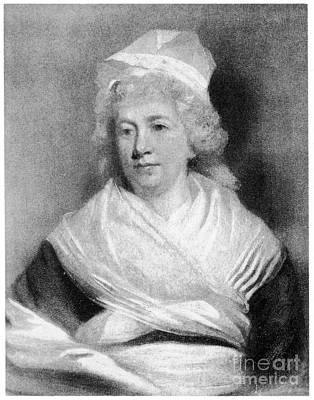 Sarah Franklin Bache Art Print by Granger
