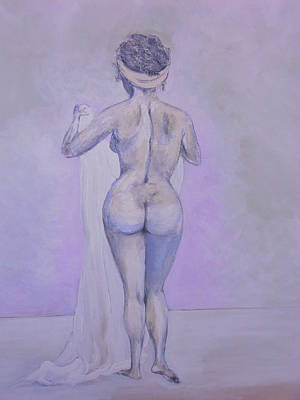 Painting - Sassy Ass by Siobhan Lawson