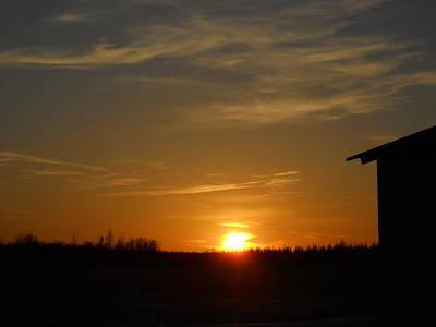 Photograph - Saturday Sunset by Kent Lorentzen