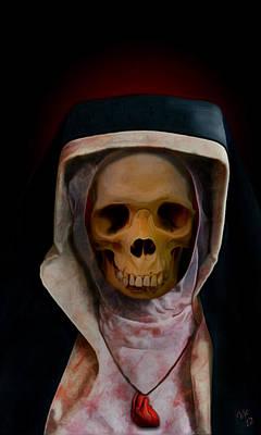 Digital Art - Save My Soul by Vic Weiford