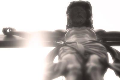 Photograph - Savior  by Gray  Artus