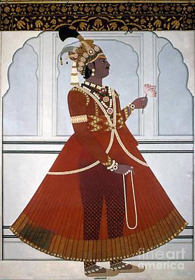 Sawai Pratap Singh Art Print by Granger