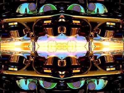 Kenny Powers Wall Art - Digital Art - Saxopower by Romy Galicia
