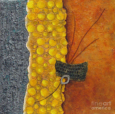 Painting - Scaled History by Phyllis Howard