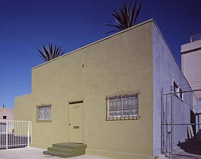 Scenes Of Los Angeles, A Nondescript Art Print by Everett