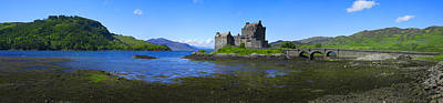 Fantasy Royalty-Free and Rights-Managed Images - Scenic Castle by Don Hammond