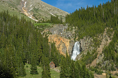 Scenic Colorado - 4786 Art Print