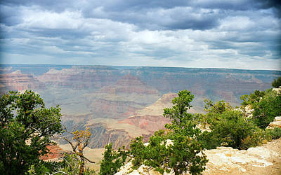 Photograph - Scenic Grand Canyon 21 by M K Miller