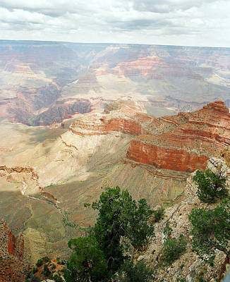 Photograph - Scenic Grand Canyon 25 by M K Miller