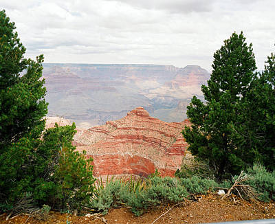 Photograph - Scenic Grand Canyon 28 by M K Miller
