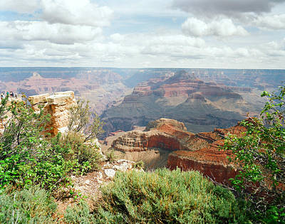 Photograph - Scenic Grand Canyon 29 by M K Miller