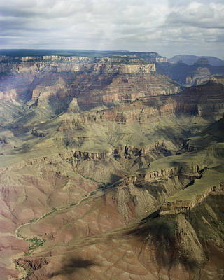 Photograph - Scenic Grand Canyon 7 by M K Miller